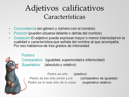 5 ejemplos de adjetivos calificativos y definición - Yavendrás Asertividad Definicion